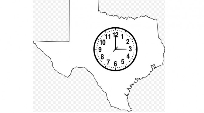 Could Texas Legislature End Daylight Saving Time??