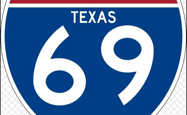 Interstate 69 Fully Routed Through Houston, Harris County