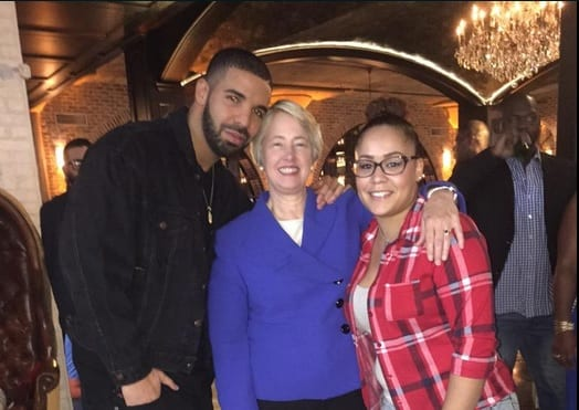 Drake Hosts HAW2- Houston Appreciation Weekend