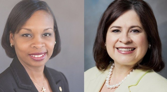 Van de Putte, Taylor Face Off For San Antonio Mayor