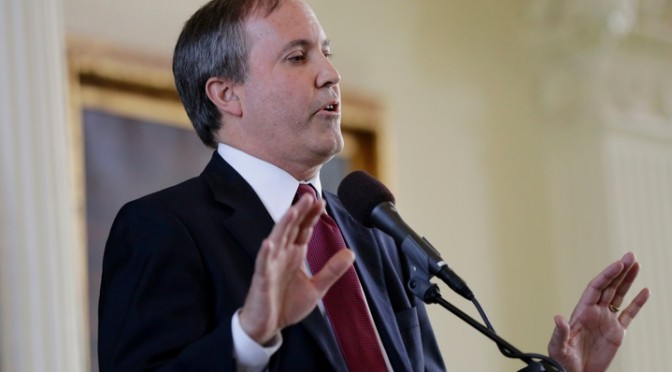 Could Texas Attorney General Face Indictment?