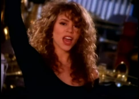 Music Musings:  Mariah Carey Celebrates 25 Years In Music