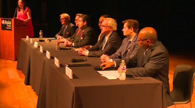 Houston Mayoral Candidates Discuss The Arts