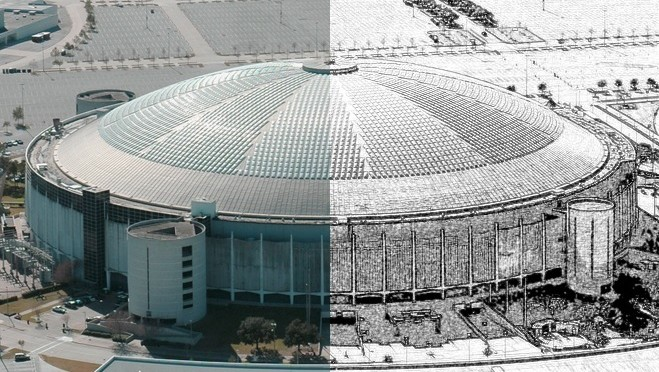 Funding Model Emerges For the Astrodome