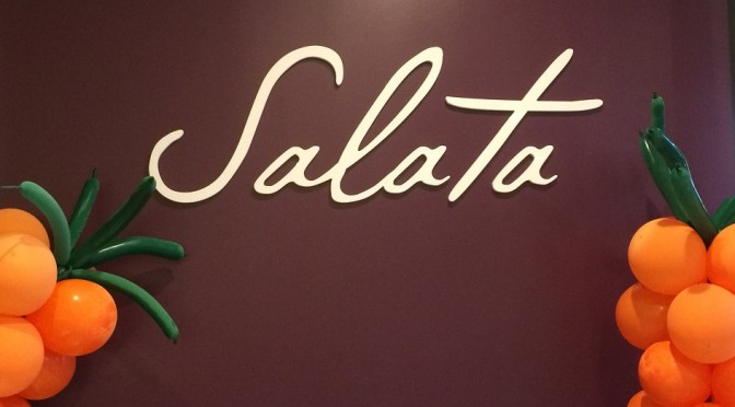 Texas- Based Salata Preps For National Expansion