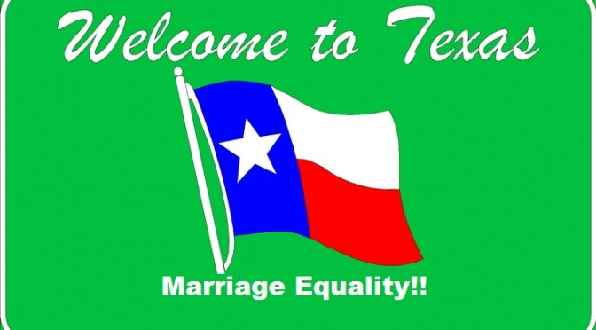 Texas Grants Benefits to Same-Sex Spouses of State Employees