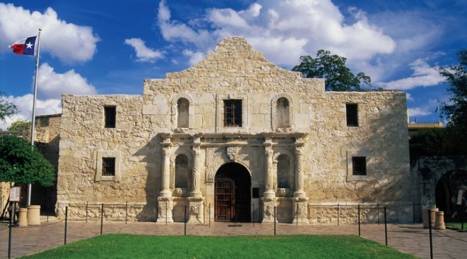 Alamo, San Antonio Missions Become 1st World Heritage Site in Texas