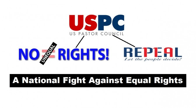 Another HERO Lawsuit, and the National Fight Against Equal Rights