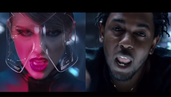 Music Musings:  Taylor Swift ft. Kendrick Lamar 'Bad Blood'