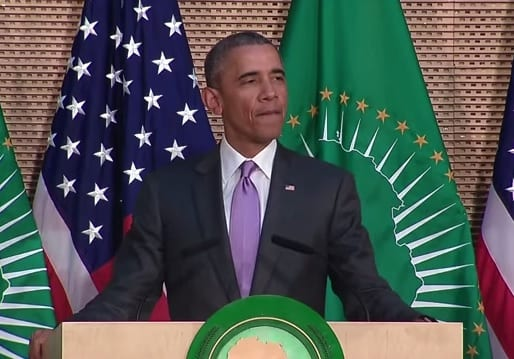 President Obama Works to Strengthen U.S. Ties With Africa.  Can Texas Benefit?