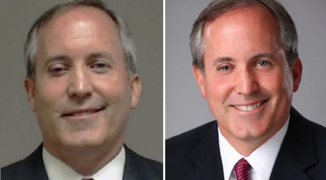 At Long Last, Texas AG Ken Paxton Arrested, Indicted