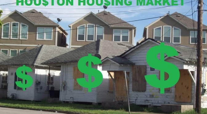 Houston's Next Great Challenge?  Affordable Housing