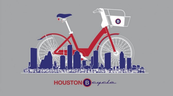 Houston:  Get Ready For More B-Cycle