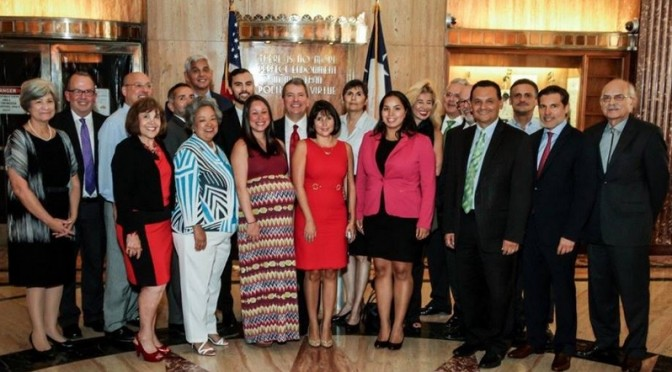 Houston Honors Community Leaders, Celebrates Hispanic Heritage Month