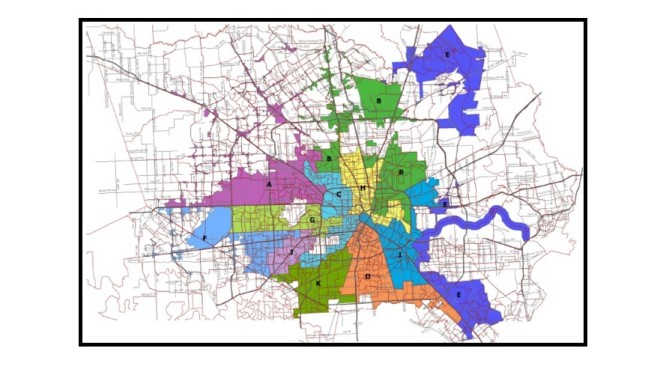 TLCQ 2015:  Endorsements in Houston City Council Districts