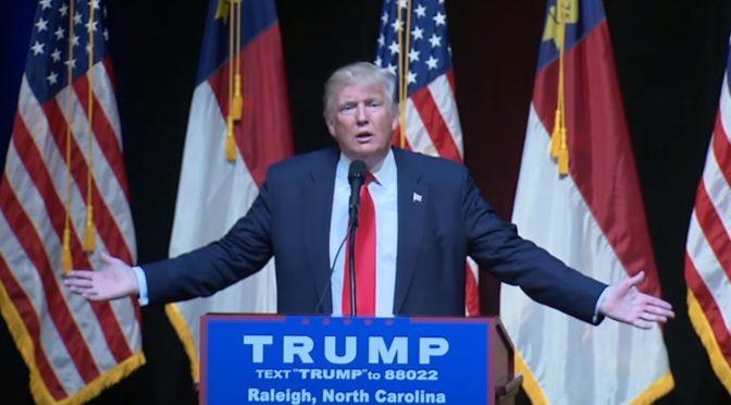 Terrorist Trump??