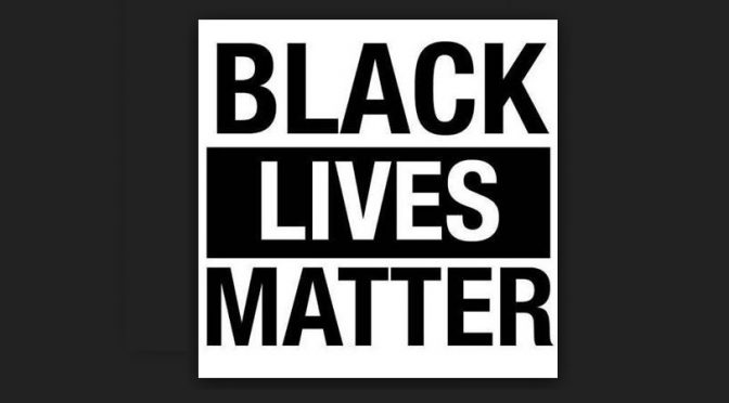 Why #BLM?  A Justification For Black Lives Matter