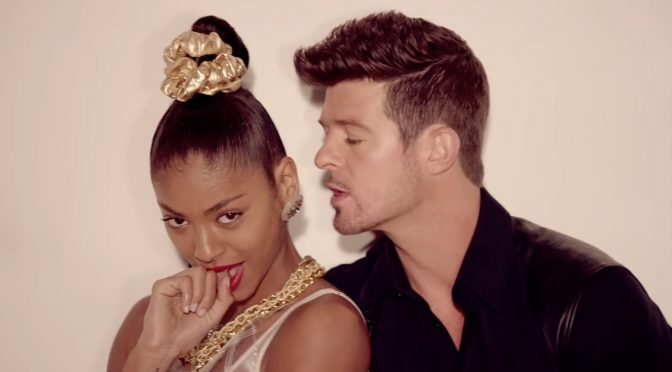 Artists Rally Around Appeal of Controversial 'Blurred Lines' Verdict