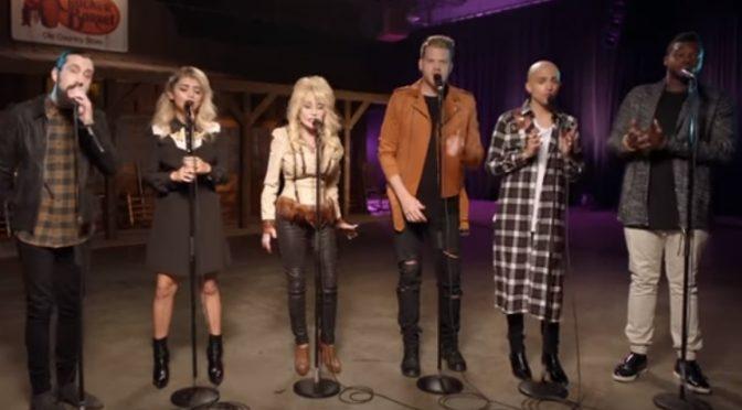 Music Musings:  Pentatonix & Dolly Parton– Jolene