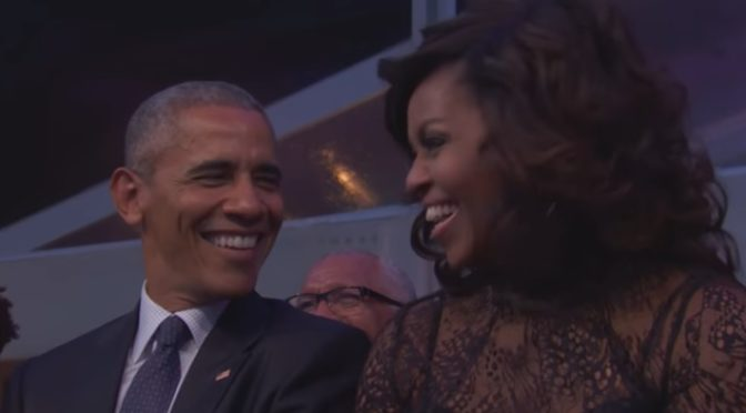 Music Musings:  BET Celebrates The Obamas