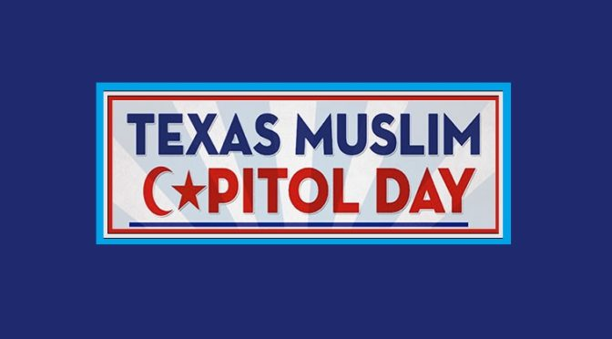 After 'Travel Ban', Citizens Gather, Support Texas Muslim Capitol Day