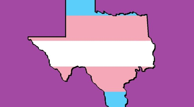 Texan Brings Transgender Rights Into Lege Focus