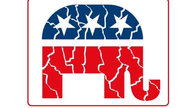 That Ole Time Division: Ideological Battle Threatens GOP