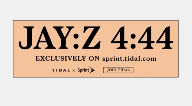 CONFIRMED:  Tidal Music Streaming Counted On Billboard Charts