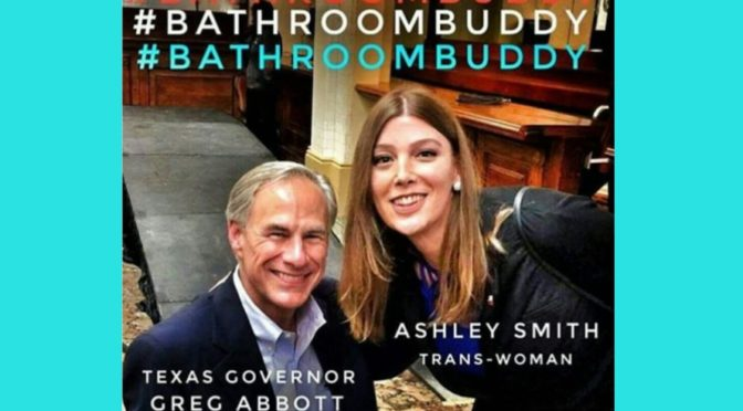 "Ashley Smith Makes THE Point About ""Bathroom Bill"" Debate"