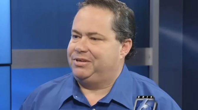 BYE: Congressman Blake Farenthold To Not Seek Reelection