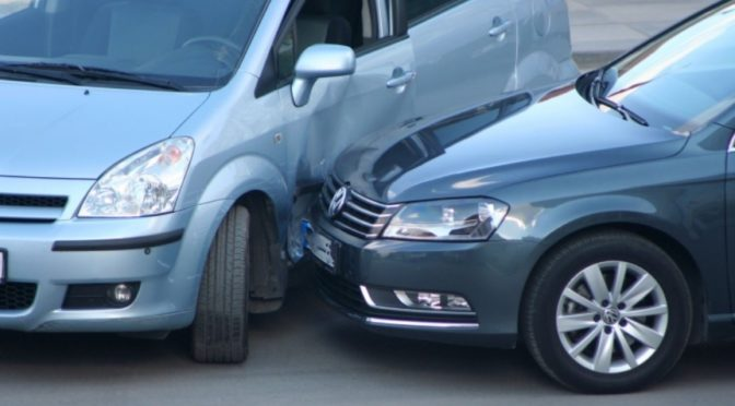 Holiday Stress:  Watch Out In The Parking Lot!!