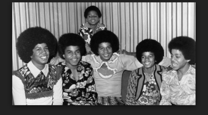 Music Musings:  The Jackson 5 Celebrate 50 Years As Recording Artists