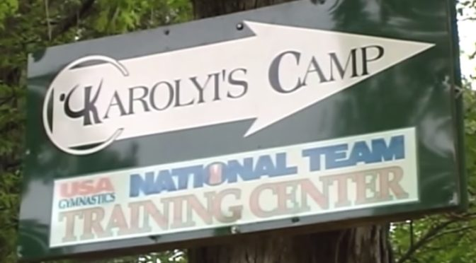 Famed Karolyi Gymnastics Ranch Under Investigation By Texas Officials