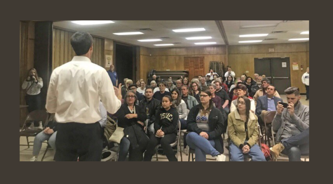 After Controversial 'Mandatory Service' Proposal, Beto O'Rourke Changes Course