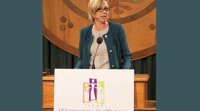 After Perplexing Attack On Sarah Davis, Have Texas Women Had It With Greg Abbott?
