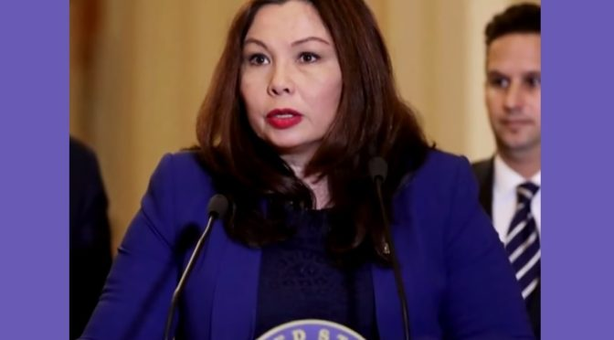 The FIRST:  Illinois Senator Tammy Duckworth Gives Birth To Second Daughter
