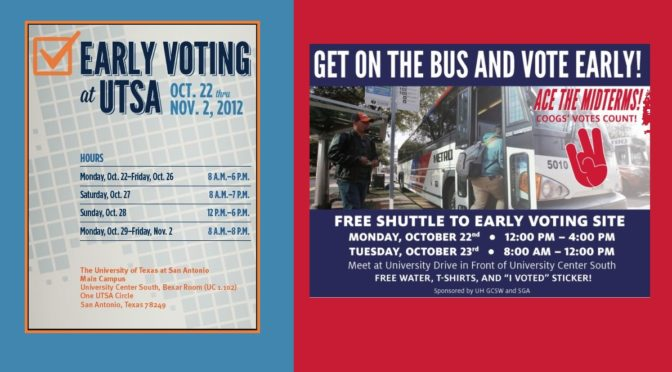 Voter Suppression 101: Why Are Harris County Voters Subjected To Limited Hours, Locations?