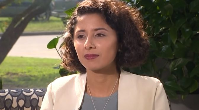 Houston Region Prepares For New Era With Harris County Judge-Elect Lina Hidalgo