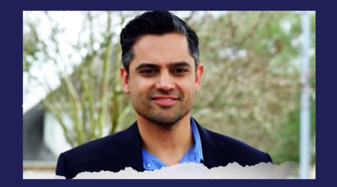 Despite Racist Attacks From Opponent, Sri Kulkarni Runs Transformative Campaign for Congress