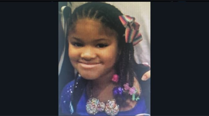 Houstonians, Nation Search For Terrorist Killer of 7-year old Jazmine Barnes
